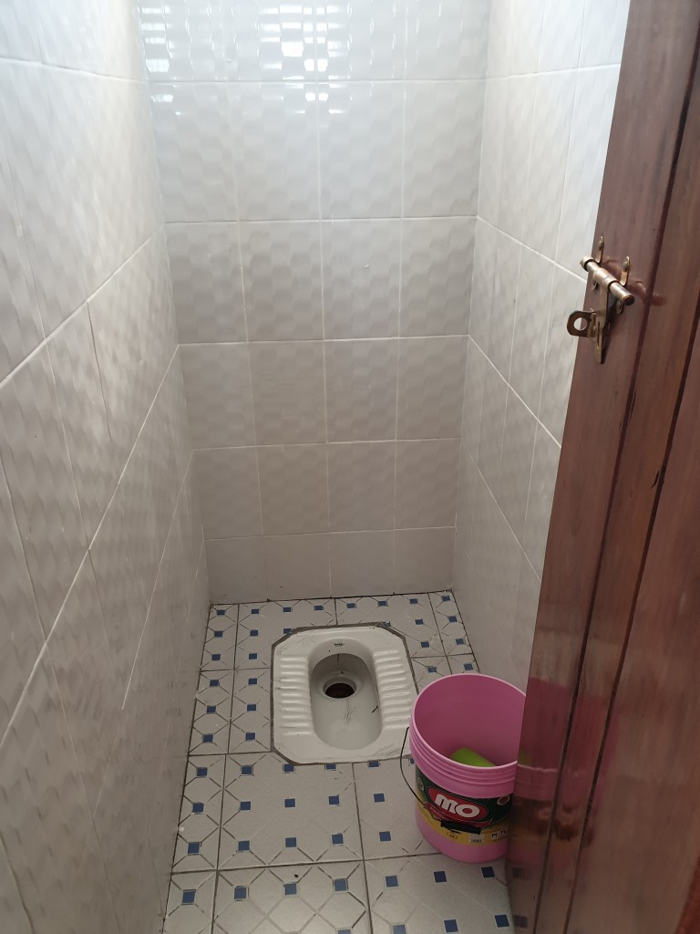 AFTER-NEW STANDARD STURENTS' TOILET STALL